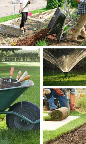 Entretien des espaces verts les jardins de la tarasque for Entretien des espaces verts